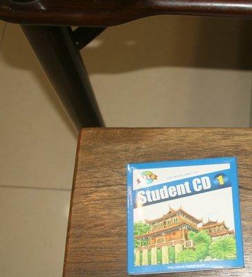 EFL6 何嘉仁菁英美語 兒童青少年班 第6級 Student CD 1 二手 有使用過