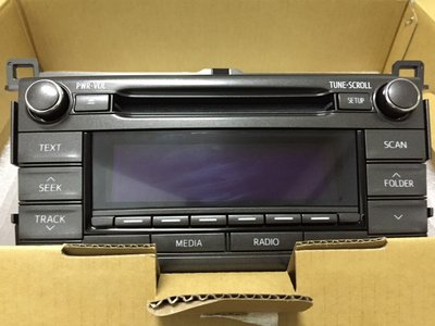 TAYOTA 豐田 RAV4 原廠主機 CD 音響主機 2.0 2.5CARMAX 4WD 台中 現貨 三合一 休旅車