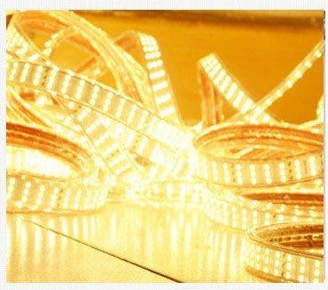 5米 戶外防水露營燈條2835超亮264珠LED 3排調光燈條 LED燈條  天幕 炊事帳