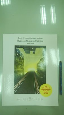 D6-4cd☆2014年『Business Research Methods 12/e』《McGraw-Hill》