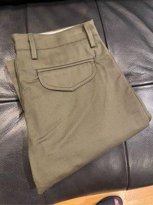 「全新」Rogue Territory RGT 軍褲 W30 美國製造  橄欖綠 休閒褲 Officer Trousers Olive