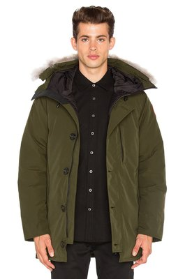 ~The Black Dan Moccani~ CANADA GOOSE CHATEAU 加拿大 頂級鵝羽絨外套