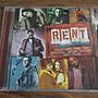 ◎MWM◎【二手CD】Rent 吉屋出租 電影原聲帶 台版, 英文歌詞, 片況佳無刮痕