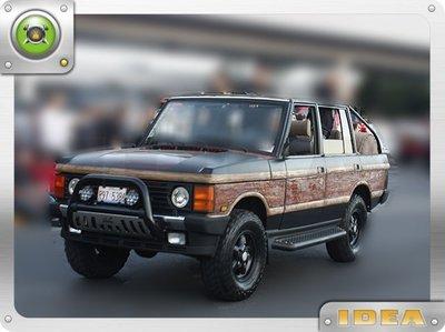 泰山美研社 D4123 Range Rover 荒原路華 貨卡車 前保桿 客制改裝