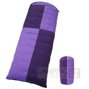 【山野賣客】DJ-9055 狩獵者保暖羽毛睡袋(可雙拼) 羽絨睡袋 戶外休閒 登山露營