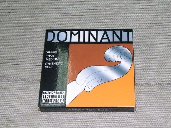 【華邑樂器17020-3】DOMINANT小提琴弦 D弦 第3條 (公司貨)