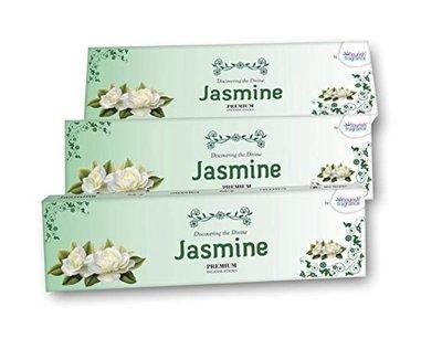 [綺異館] 印度香 茉莉花 50g Flourish fragrance jasmine 售 Satya medimix
