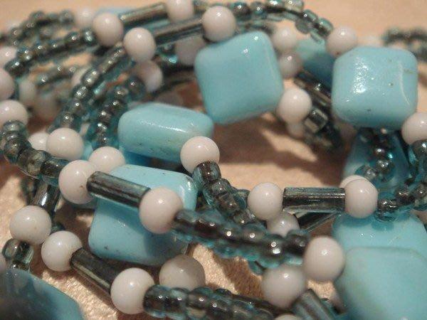 超有質感的珠珠項鍊(長鍊),挺美的喔! 也可做手鍊!無底價!免運費!
