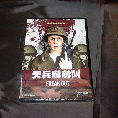 影片《天兵嚇嚇叫!》DVD 艾泰薩弗蘭 凱柯拉貝林卡夫 阿薩夫班西蒙 艾朗普瑞茲 歐弗羅森伯格