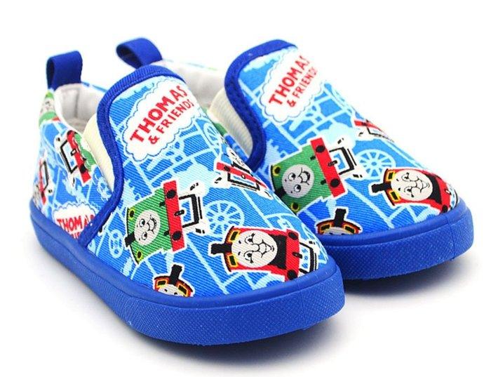 日本湯瑪士布鞋兒童休閒懶人鞋帆布鞋板鞋樂福鞋( 孩童區 ) /CG4
