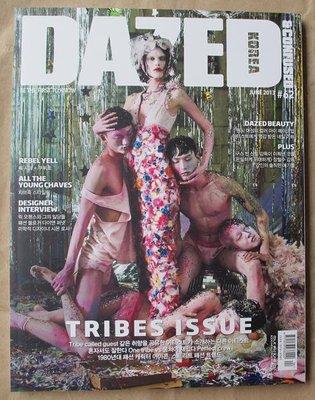 韓國流行時尚雜誌 DAZED & CONFUSED KOREA 13年6月號