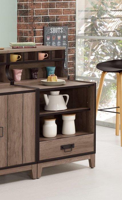 【NKD傢俱裝潢館 】哈珀2尺中島型吧檯桌(不含椅)  促銷價 $9100元 CM 903-2 $