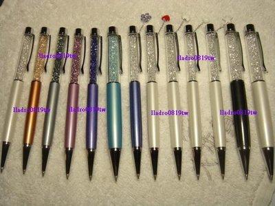 (朋友生日禮物)施華洛世奇 水晶筆(粉紫/ 珍珠白/ 玫瑰金/ 金鑽黑)~ 全新專櫃正品~SWAROVSKI 新北市
