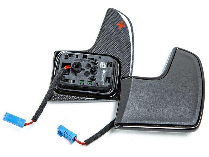 【樂駒】 BMW M Performance Carbon 原廠 換檔 撥片 碳纖維 G30 F90 G31 G32