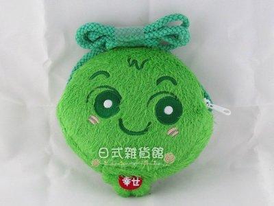 *日式雜貨館*北海道限定 球藻 斜背包...