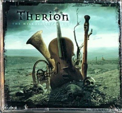 【搖滾帝國】瑞典鞭擊(Thrash)金屬樂團THERION The Miskolc Experience 2CD+DVD