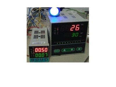 0~400度溫度控制器+常開及常閉功能計時器(含1支感溫棒)