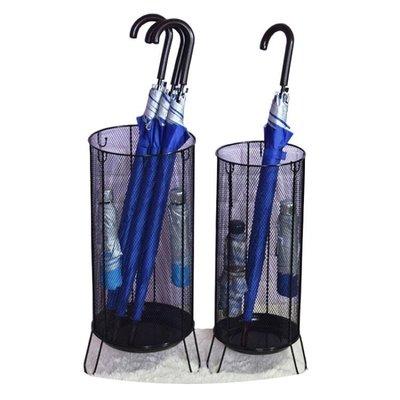 現貨/雨傘架收納桶家用酒店大堂商店辦公掛傘筒創意門口放置雨傘的架子124SP5RL/ 最低促銷價