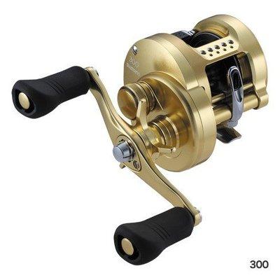 【NINA釣具】SHIMANO CALCUTTA CONQUEST 400/401 路亞鼓式捲線器