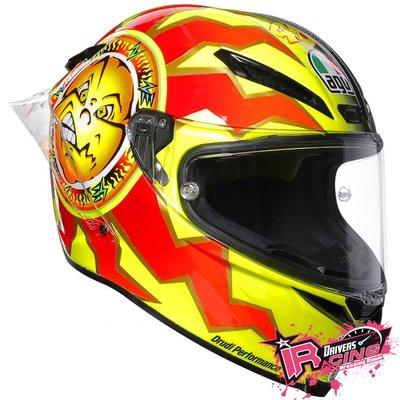 ♚賽車手的試衣間♚ AGV® AGV Pista GP R Rossi 20 週年 紀念帽 安全帽 限量