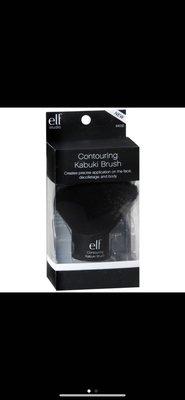 [任三免運] E.L.F elf contouring kabuki brush蘑菇刷84032*此為供應圖片款
