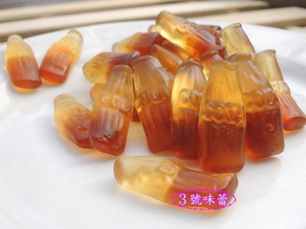 3號味蕾~捷克造型QQ 3000g(可樂瓶)量販價