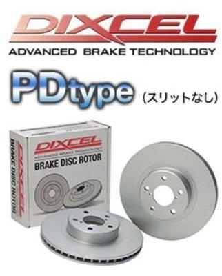 日本 DIXCEL PD 前 煞車 碟盤 Toyota Prius C 2013+ 專用
