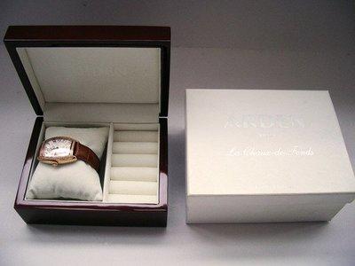 【現貨】99成新 限量ARDEN精品女錶 邊框全真鑚 優雅美錶 桃園市