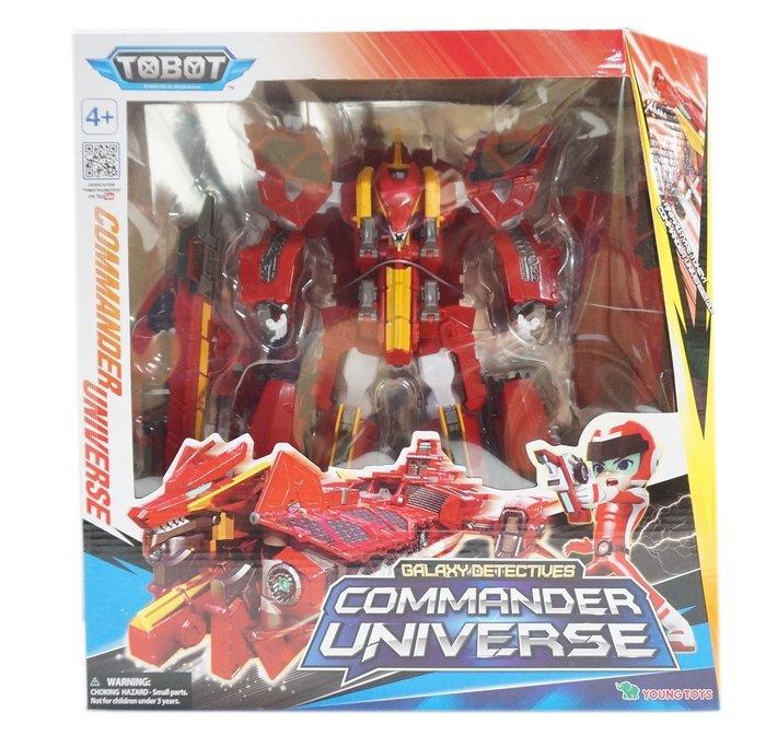佳佳玩具 ---- 正版授權 TOBOT 機器戰士 GD 變型機器人 宇宙指揮官 龍船 【053092569】