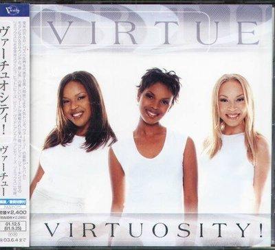 (甲上唱片) Virtue - Virtuosity ! - 日盤