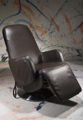 【鷹牌休閒椅特賣】全牛皮特價4.5折-新威尼斯二代電動椅-咖色-(躺椅/休閒椅/主人椅)--免運