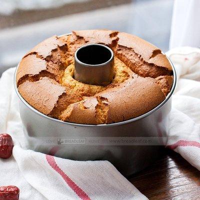 【嚴選SHOP】BreadLeaf 7吋 中空煙囪模 活底烤模 戚風蛋糕模具 烘焙模具 陽極活底蛋糕模具【B041】 台中市