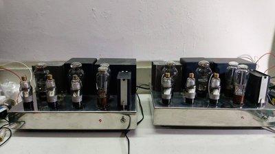 雙電源整流300B後級擴大機(手作)