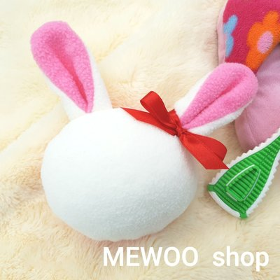 🐰【無臉兔兔】寵物玩具