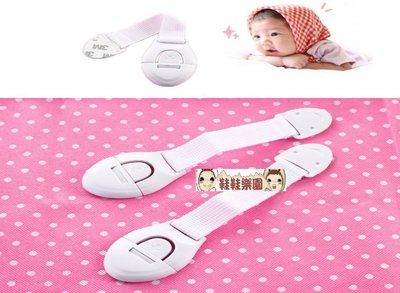 鞋鞋樂園-織帶兒童安全防護鎖-多功能安...