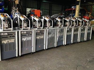 氬焊機 CO2機 日本進口 高階CO2焊接機 直流氬焊機 交直流氬焊機 WX4 WX3 DM350