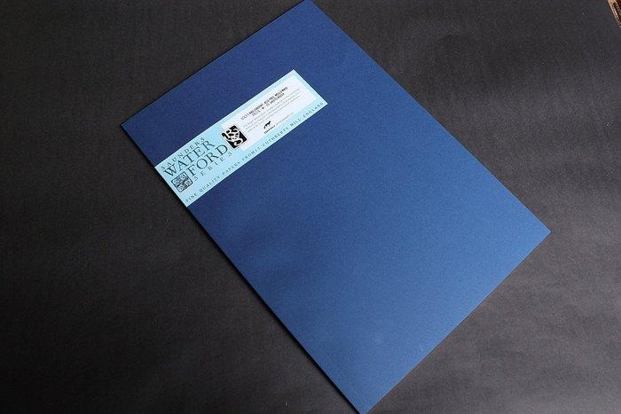 【Artshop美術用品】英國 山度士 WATERFORD 純棉水彩本 190g (8K) 膠裝15入 #11