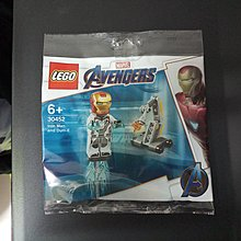 Lego 30452 Iron Man and Dum-E (可與 21318 21315 71043 71044 75936  共融)