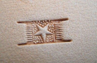 印花工具 打印工具 皮雕工具 皮雕 LS 501-2s  打印工具 印花工具 小星星 高級合金 皮雕材料 皮革用品