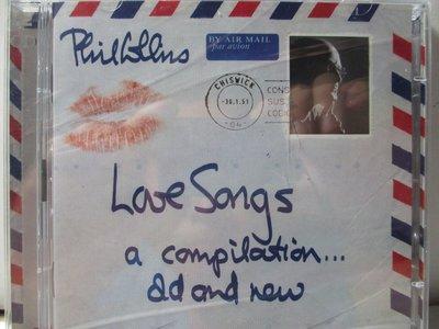 Phil Collins菲爾柯林斯--精選雙CDs(全新未拆)One More Night. Separate Live