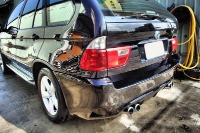 DJD19040610 BMW X5 E53 後保桿 改裝版 35000起 依現場報價為準