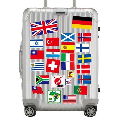 10個國家,寬10公分高度等比例外加2組彩虹旗貼紙。共430元