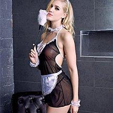 Sexy Maid costume Sleepwear Nightdress Lingerie roleplay hot