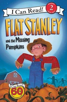 *小貝比的家*ICR:FLAT STANLEY AND THE MISSING PUMPKINS /L2/平裝/3~6歲
