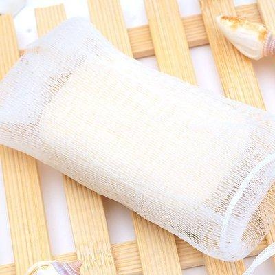 LoVus 洗臉手工皂起泡網香皂打泡網起泡球--白色