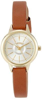 日本正版 Fieldwork FSC145-4 女錶 女用 手錶 皮革錶帶 日本代購