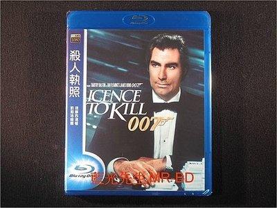 [藍光BD] - 007系列 : 殺人執照 Licence to Kill ( 得利公司貨 )