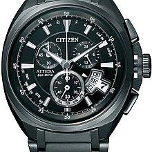 【泓億鐘錶】CITIZEN 星辰 原廠公司貨 Eco-Drive ATD53-3012