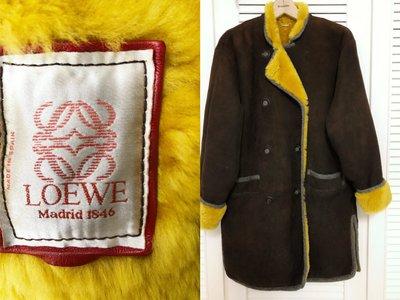 羅威皮衣 LOEWE 30年前購買台幣20萬