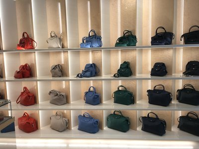 【BB歐洲代購】預購 LONGCHAMP LE PLIAGE CUIR 小羊皮包 迷你包